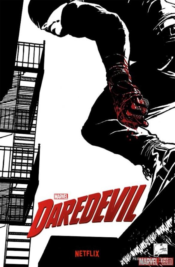 Póster Daredevil
