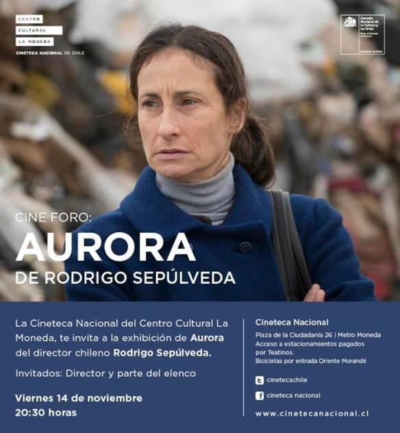 Cine Foro Aurora