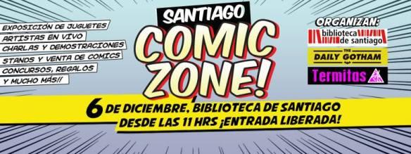 Santiago Comic Zone