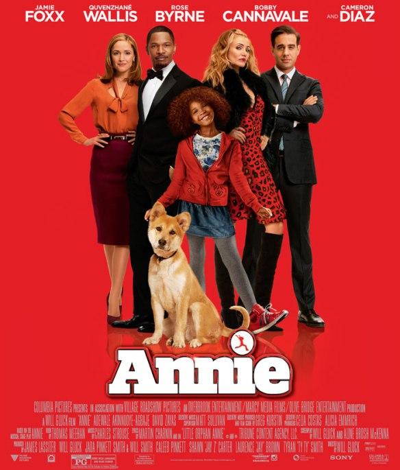 Póster Annie