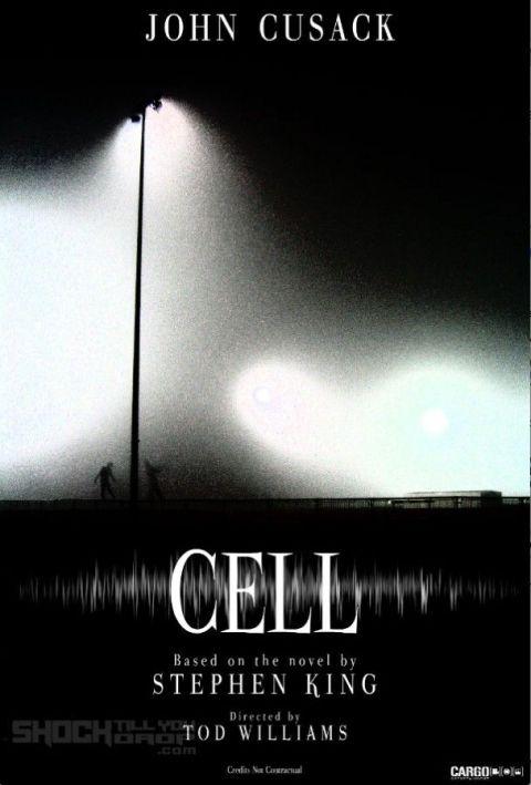 Póster de Cell