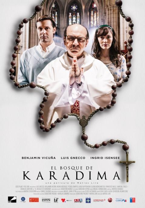 Afiche EL BOSQUE DE KARADIMA