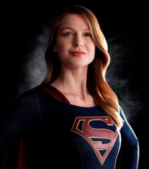 Supergirl - Melissa Benoist 1