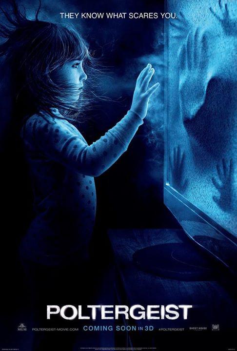 Nuevo poster de Poltergeist - 3D