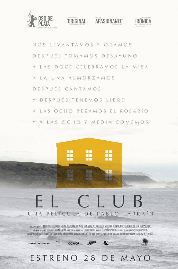 Afiche El Club