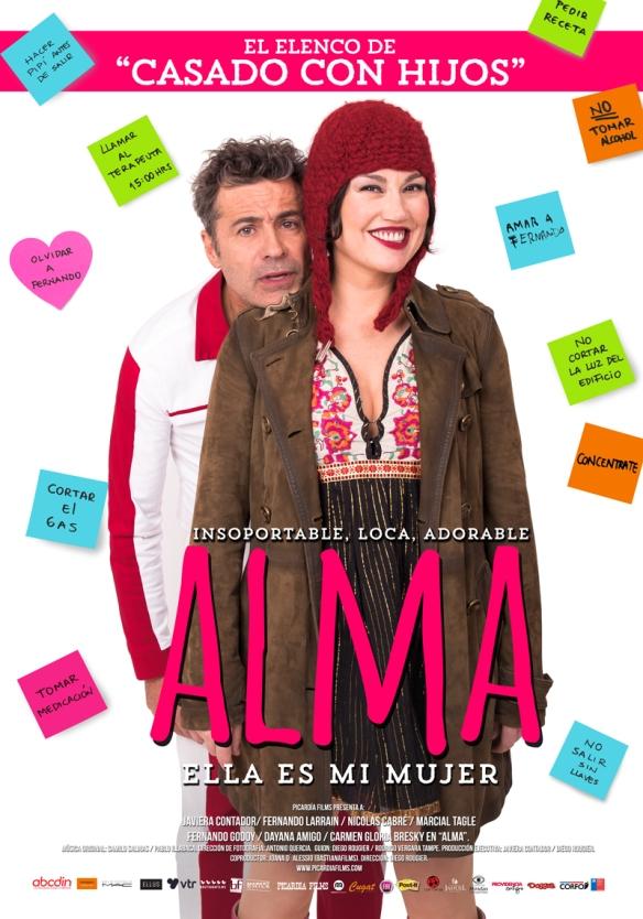 Afiche Alma