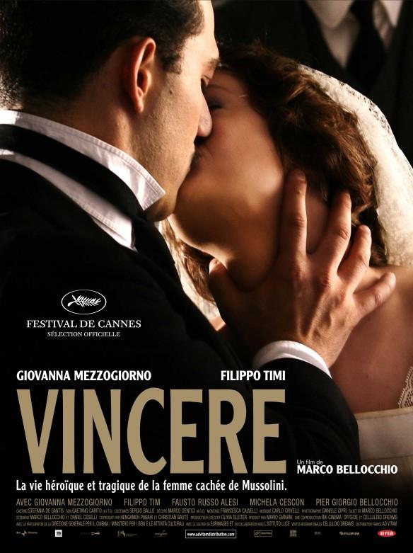 Vincere (afiche francés)