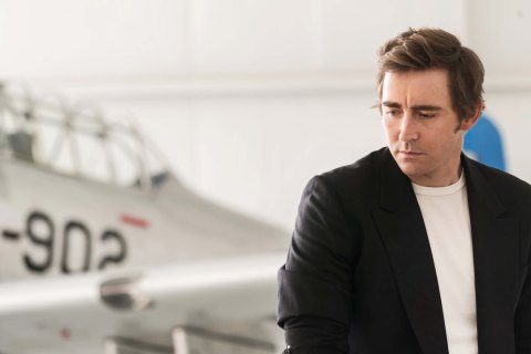 Lee Pace as Joe MacMillan - Halt and Catch Fire _ Season 2, Episode 2 - Photo Credit: Tina Rowden/AMC