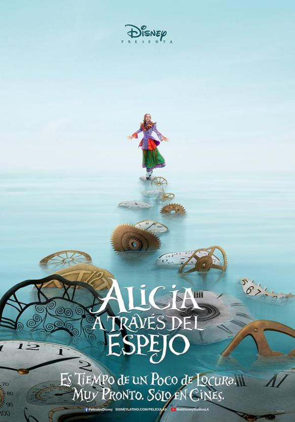 Alicia a traves del espejo 1