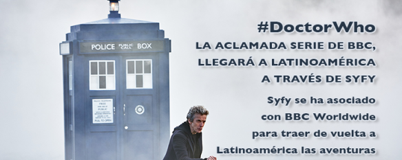 Doctor Who - Syfy