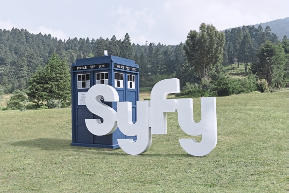 DR WHO in Syfy