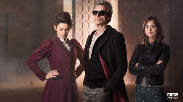 DR WHO Syfy