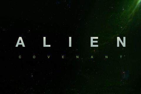 Logo de Alien Covenant