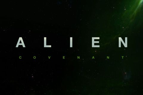 Logo de Alien Covenant