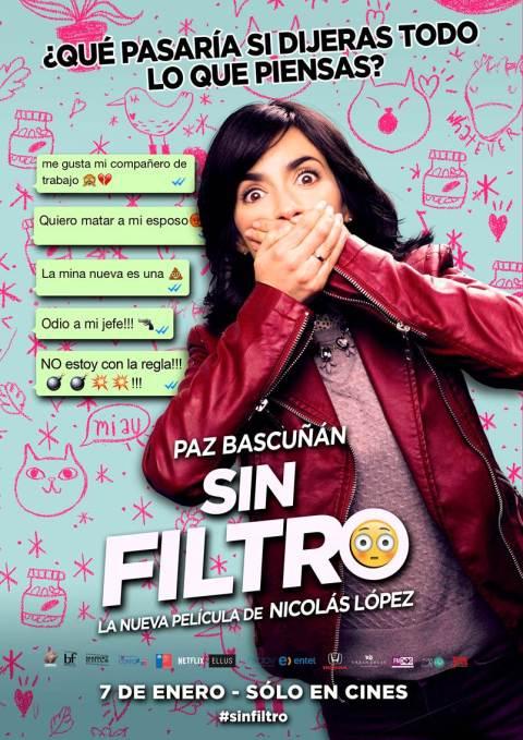 Afiche Sin Filtro