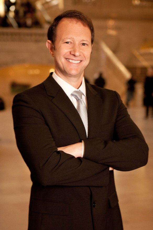 Bruce Tuchman Presidente de AMC Global y Sundance Channel Global