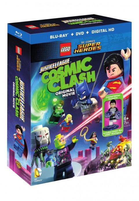 [EVENTO] 2 especiales de tv para promocionar la llegada de LEGENDAS DEL MAÑANA a la tv y el NACIMIENTO DE LA LIGA DE LA JUSTICIA en cine! Lego-justice-league-cosmic-clash-1