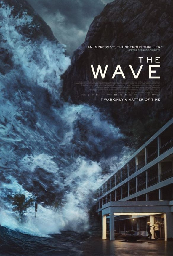 Afiche de The Wave