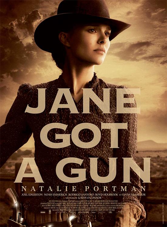 Afiche Jane Got a Gun
