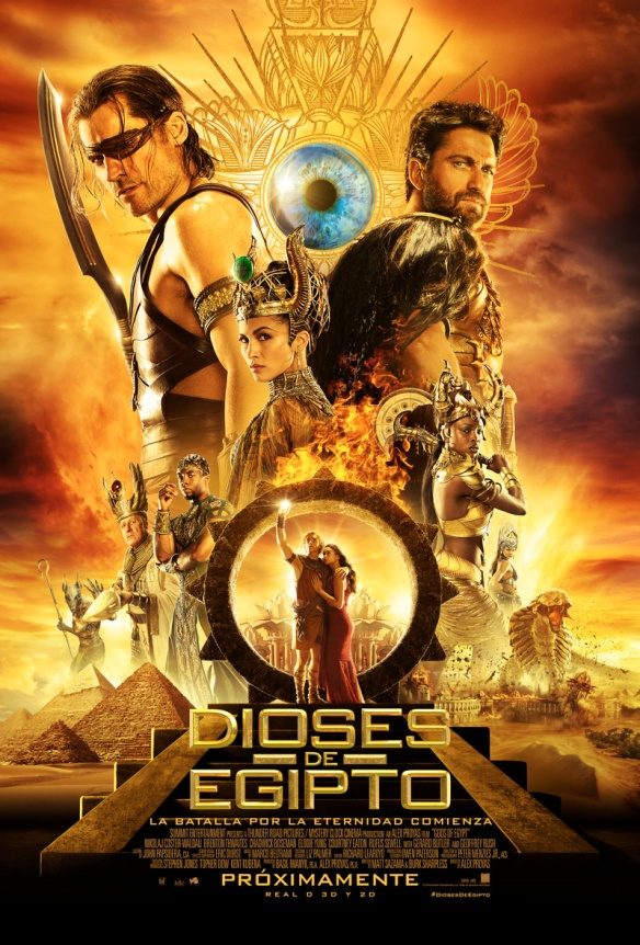 Dioses de Egipto 9