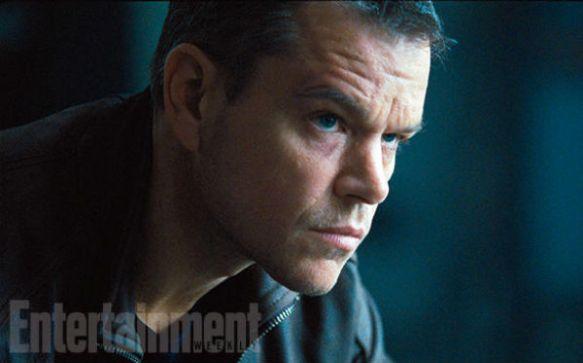 Primera imagen oficial de la quinta entrega de Jason Bourne