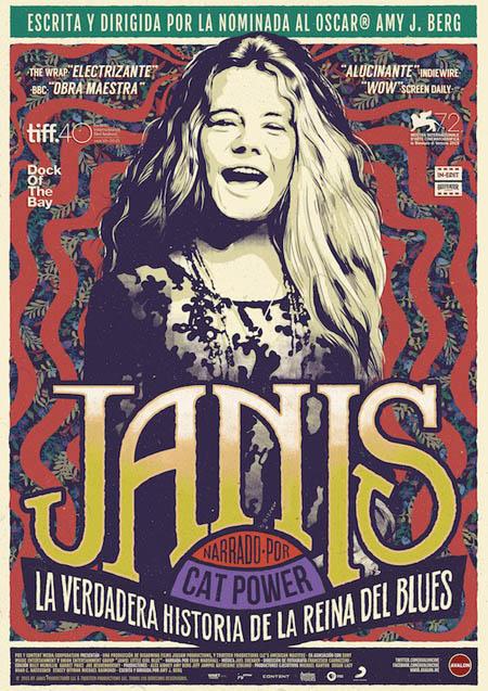 Afiche de Janis