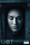 Afiches oficiales de los personajes de Game of Thrones 12