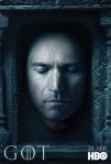 Afiches oficiales de los personajes de Game of Thrones 13
