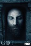 Afiches oficiales de los personajes de Game of Thrones 14