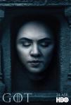 Afiches oficiales de los personajes de Game of Thrones 16
