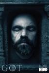 Afiches oficiales de los personajes de Game of Thrones 3