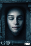 Afiches oficiales de los personajes de Game of Thrones 4