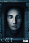 Afiches oficiales de los personajes de Game of Thrones 6