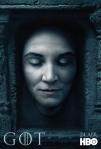 Afiches oficiales de los personajes de Game of Thrones 8