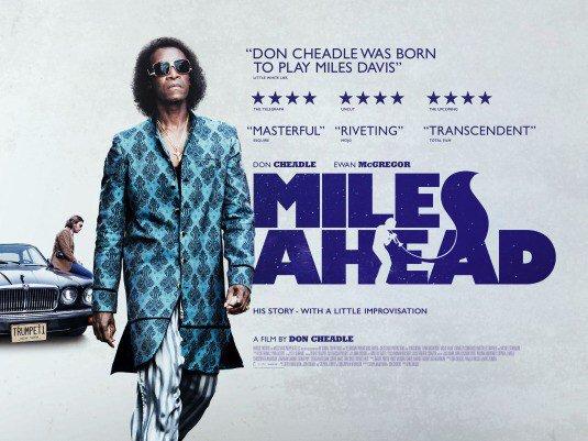 Nuevo banner póster de Miles Ahead