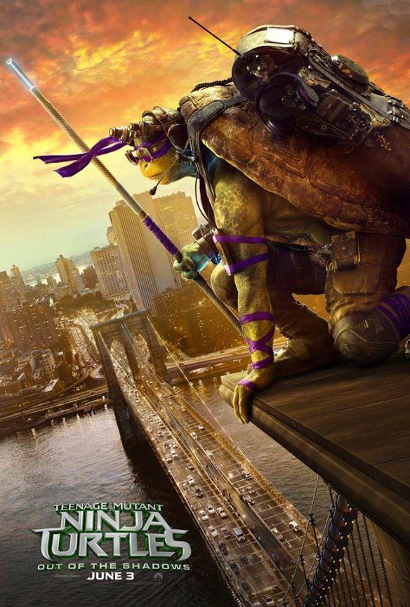 Tortugas Ninja 2 Fuera de las Sombras 2