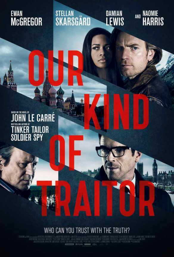 Afiche de Our Kind Of Traitor