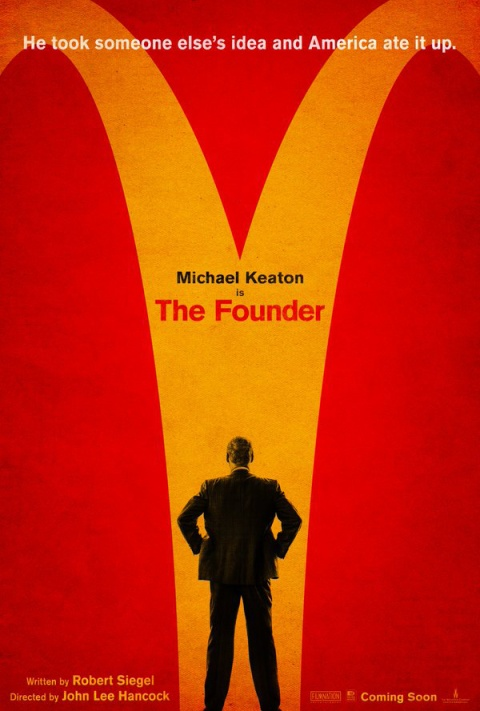 Afiche de The Founder