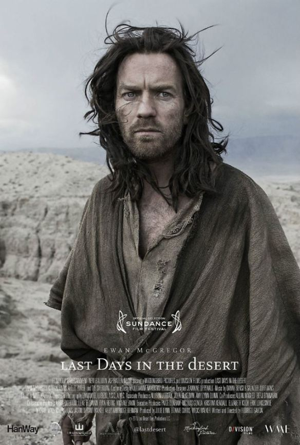 Afiche Last Days in the Desert