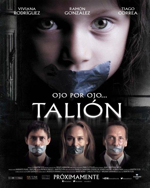Afiche Talion 01