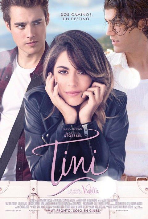 Afiche Tini