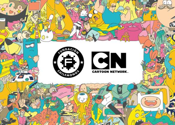 CHILEMONOS - Cartoon Network