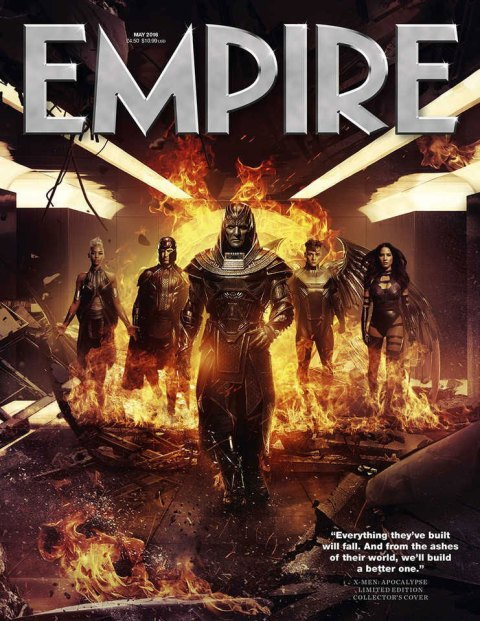 Empire X-Men Apocalypse