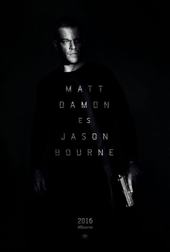 Matt Damon es Bourne