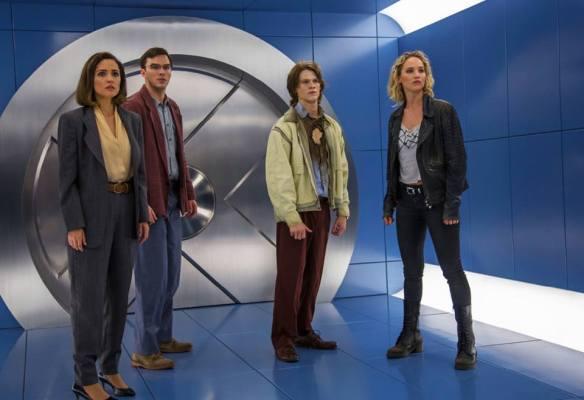 Nuevas imágenes de la revista Empire de X-Men Apocalipsis 2
