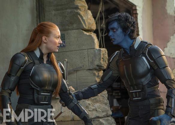 Nuevas imágenes de la revista Empire de X-Men Apocalipsis 3