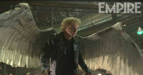 Nuevas imágenes de la revista Empire de X-Men Apocalipsis 4