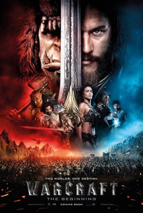Nuevo afiche de Warcraft