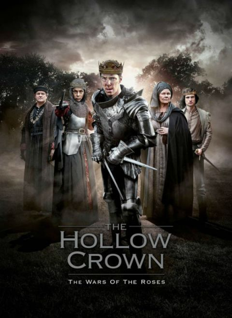 Afiche Benedict Cumberbatch - The Hollow Crown The Wars of the Roses