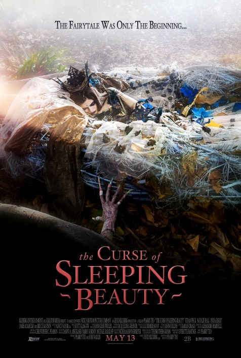 Afiche Curse of the Sleeping Beauty